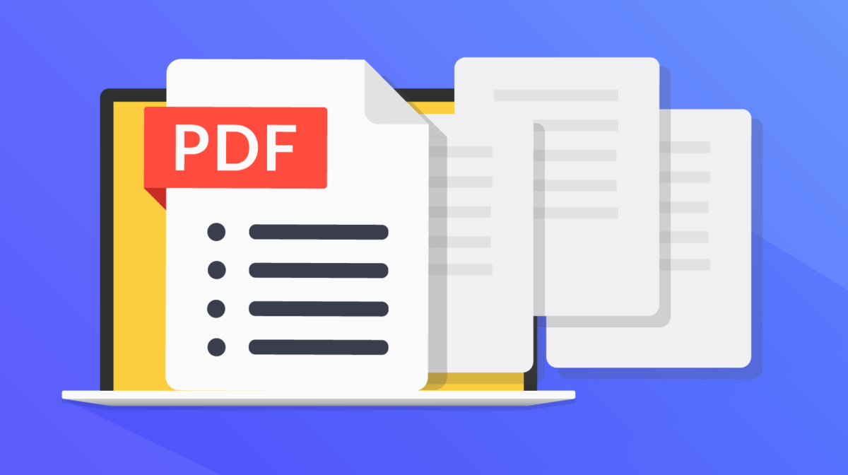 Sample PDF pages