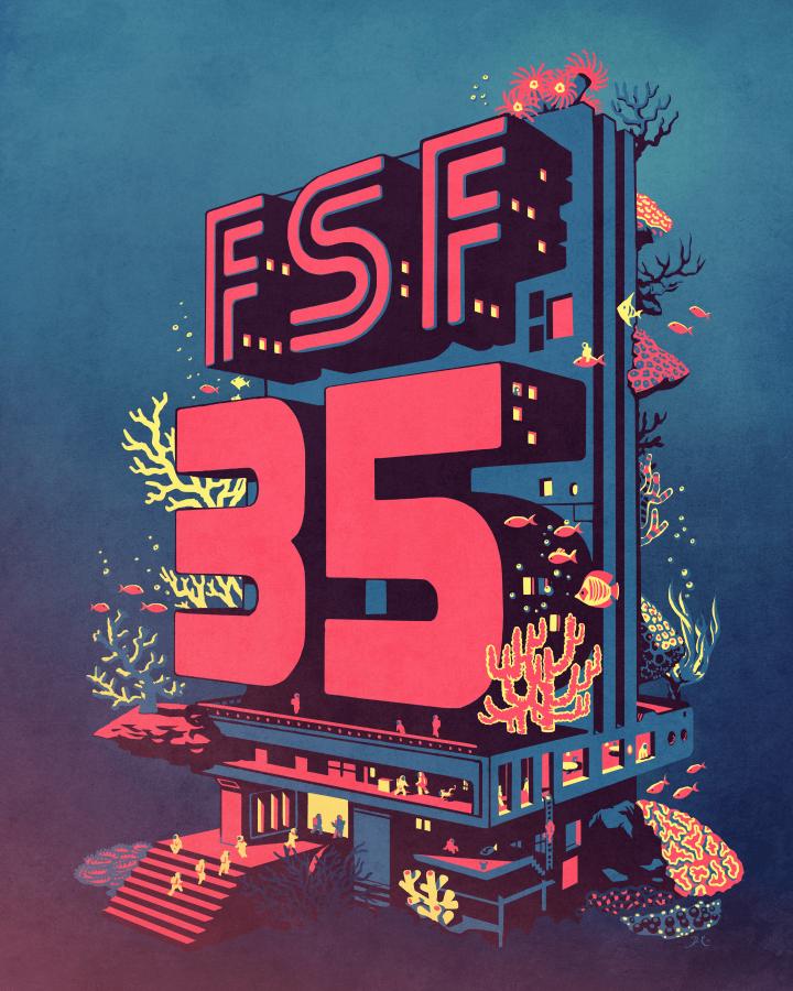 FSF35 celebration image